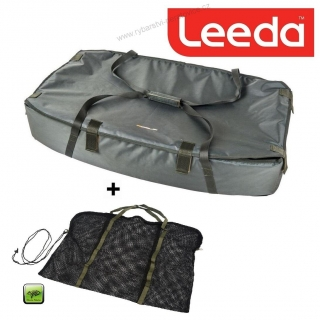LEEDA Podložka + sak Rogue Walled Unhooking Mat