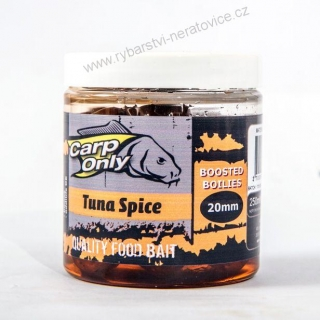 Carp Only Dipovaný Boilies Tuna Spice 250ml 20mm