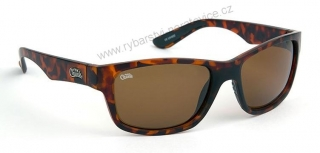 Fox Polarizační Brýle Chunk Sunglasses Tortoise/Brown