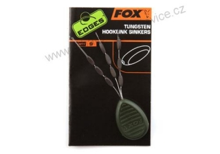 Fox Edges Tungsten hooklink sinkers 9ks