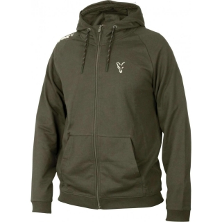 Fox Mikina Green Silver - XL - Lightweight Hoodie