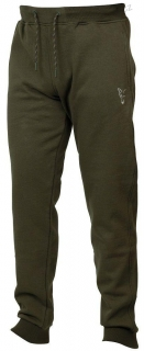Fox Tepláky Green Silver - L - Lightweight Joggers