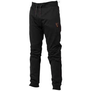 Fox Tepláky Orange & Black - S - Lightweight Joggers
