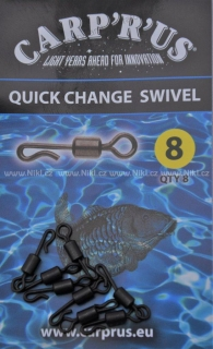 CARP´R´US - Quick change swivel