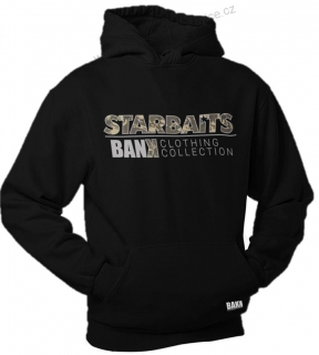 Starbaits Mikina Bank Camo - XXL