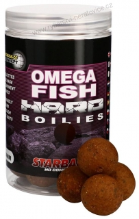 STARBAITS HARD BOILIE OMEGA FISH 20mm 200gr
