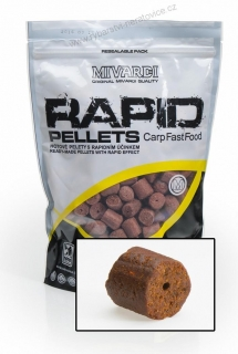 Pelety Rapid Extreme - Spiced Protein 20mm 1 kg - Mivardi