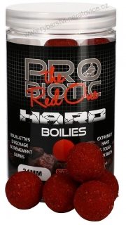 STARBAITS HARD BOILIE RED ONE 20mm 200gr