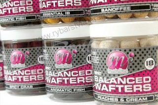Mainline High Impact Balanced Wafter Aromatic Fish - 18mm