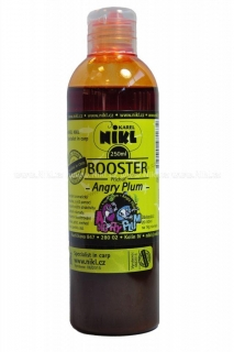 Booster - Angry Plum - 250 ml (Švestka)