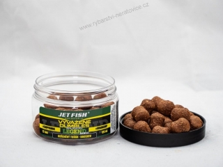 JetFish Legend Range Vyvážené Dumbells -12mm 125ml - CHILLI TUNA CHILLI