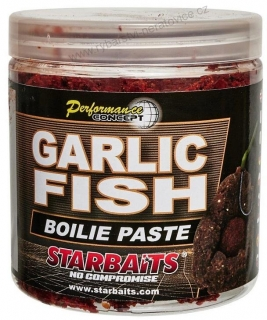 STARBAITS Garlic Fish Obalovací pasta 250g