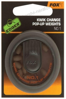 Fox Bročky Kwik Change Pop Up Weights - 1
