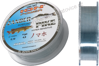 ION Power Zander Pike 180m - 0,26 mm - 8,9kg - Awa-shima