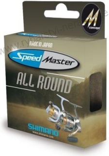 Shimano SPEED MASTER AR 150m / 0,28mm - 7,65kg